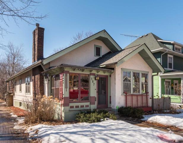 387 Wheeler Street N, Saint Paul, MN 55104 (#5202708) :: Olsen Real Estate Group