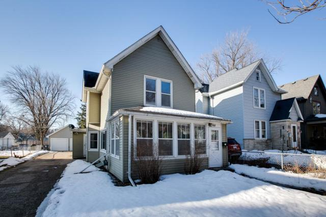 44 Wyoming Street E, Saint Paul, MN 55107 (MLS #5202954) :: The Hergenrother Realty Group