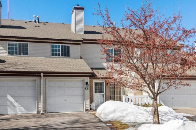 767 Crystal Avenue #131, Shoreview, MN 55126 (MLS #5202972) :: The Hergenrother Realty Group