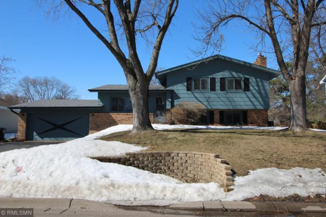 7360 Memory Lane NE, Fridley, MN 55432 (#5202991) :: House Hunters Minnesota- Keller Williams Classic Realty NW