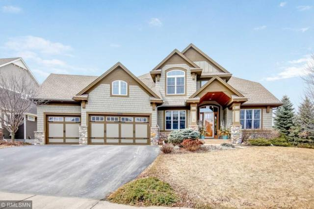 4402 S Trillium Drive, Medina, MN 55340 (#5210305) :: House Hunters Minnesota- Keller Williams Classic Realty NW