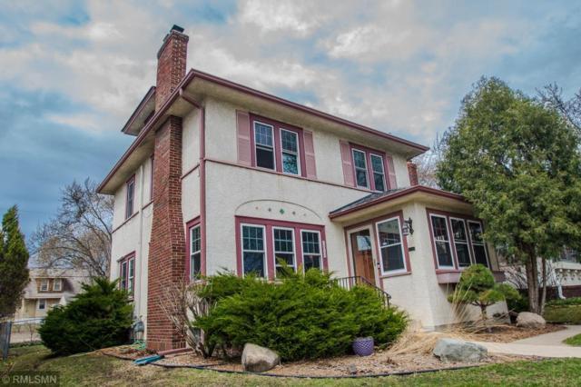 5020 Upton Avenue S, Minneapolis, MN 55410 (#5212206) :: House Hunters Minnesota- Keller Williams Classic Realty NW