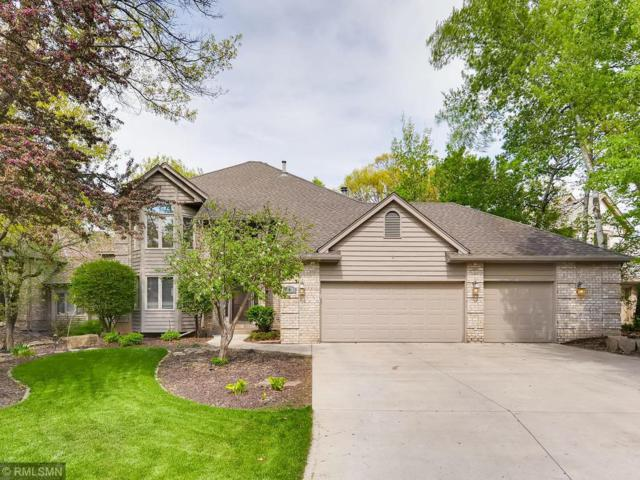 3624 Woodland Trail, Eagan, MN 55123 (#5212538) :: MN Realty Services
