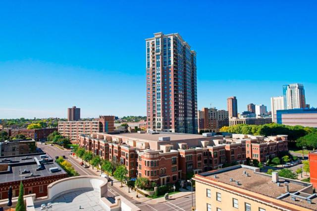 500 E Grant Street #307, Minneapolis, MN 55404 (#5212585) :: House Hunters Minnesota- Keller Williams Classic Realty NW