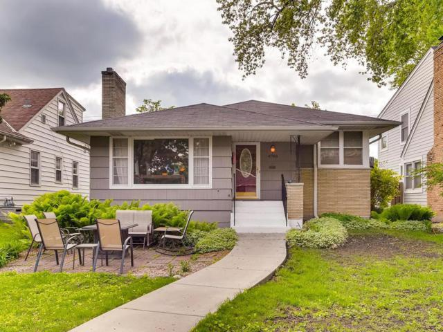 4748 York Avenue S, Minneapolis, MN 55410 (#5213955) :: House Hunters Minnesota- Keller Williams Classic Realty NW