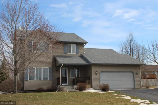 567 Amur Circle NW, Saint Michael, MN 55376 (#5214610) :: House Hunters Minnesota- Keller Williams Classic Realty NW