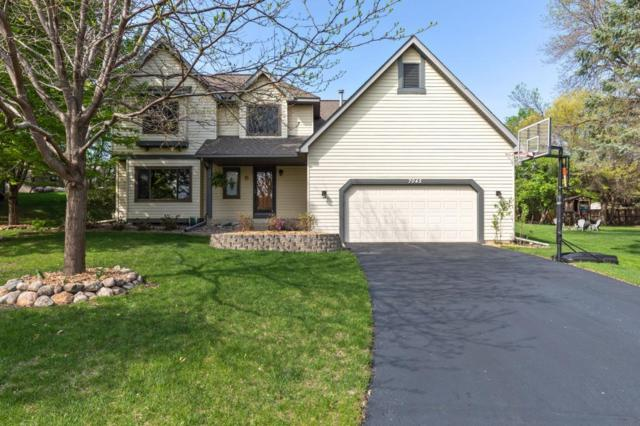 7045 Gardenia Court, Apple Valley, MN 55124 (#5215960) :: Hergenrother Group