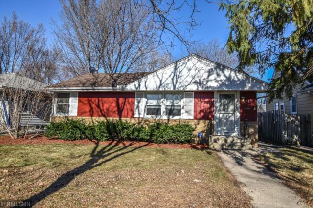 5114 Russell Avenue N, Minneapolis, MN 55430 (#5216617) :: Hergenrother Group