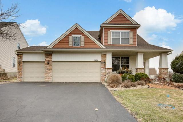 4536 Mellum Avenue NE, Saint Michael, MN 55376 (#5216660) :: House Hunters Minnesota- Keller Williams Classic Realty NW