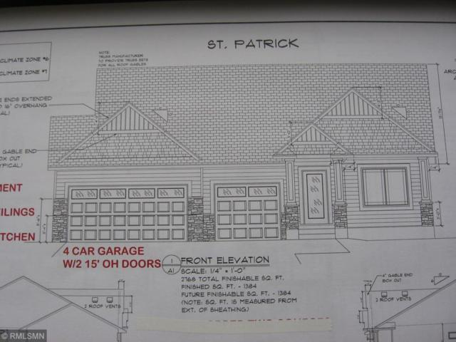 909 Burton Circle, Montrose, MN 55363 (#5217600) :: Centric Homes Team