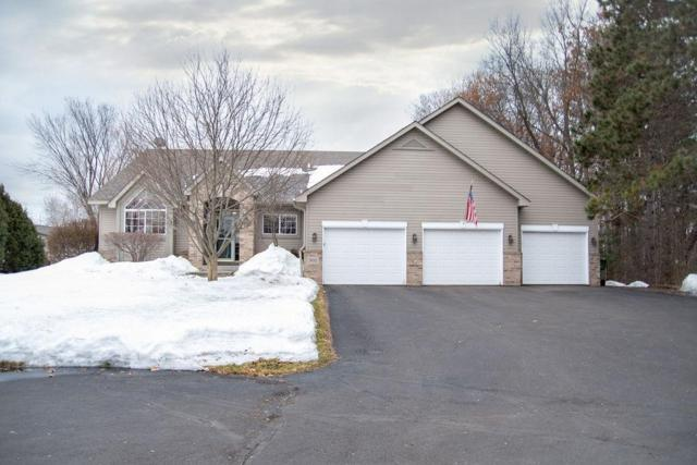 502 Woodduck Trail, Lino Lakes, MN 55014 (#5218089) :: Hergenrother Group