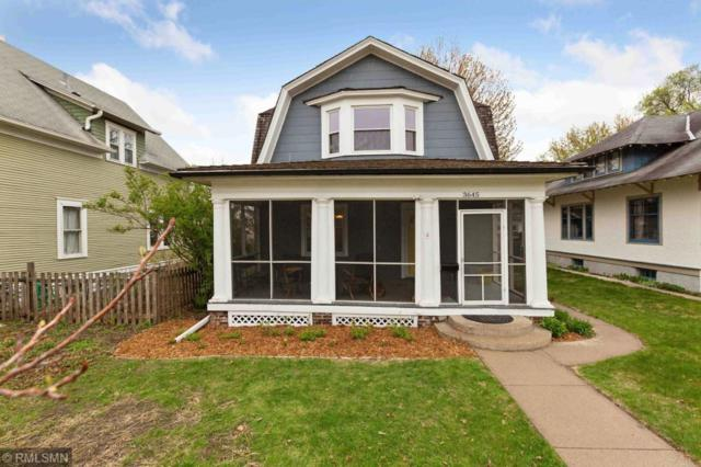 3645 Bryant Avenue S, Minneapolis, MN 55409 (#5218929) :: House Hunters Minnesota- Keller Williams Classic Realty NW