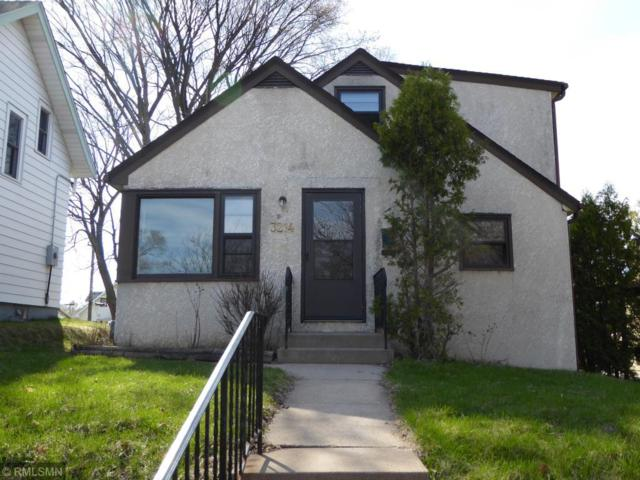 3214 Johnson Street NE, Minneapolis, MN 55418 (#5220259) :: The Odd Couple Team