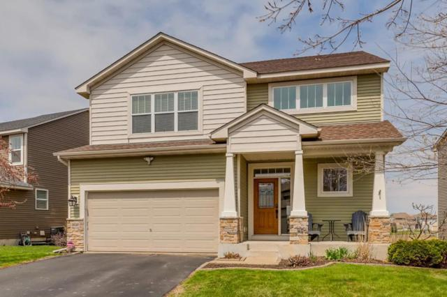 4640 Empress Way N, Hugo, MN 55038 (#5224135) :: The Michael Kaslow Team