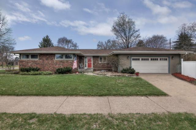 2816 Eisenhower Street, Eau Claire, WI 54701 (MLS #5226691) :: The Hergenrother Realty Group