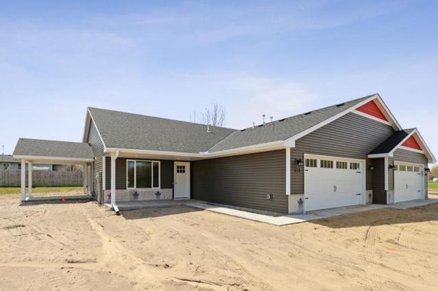 513 S Brookview Lane SW, Isanti, MN 55040 (#5226976) :: House Hunters Minnesota- Keller Williams Classic Realty NW