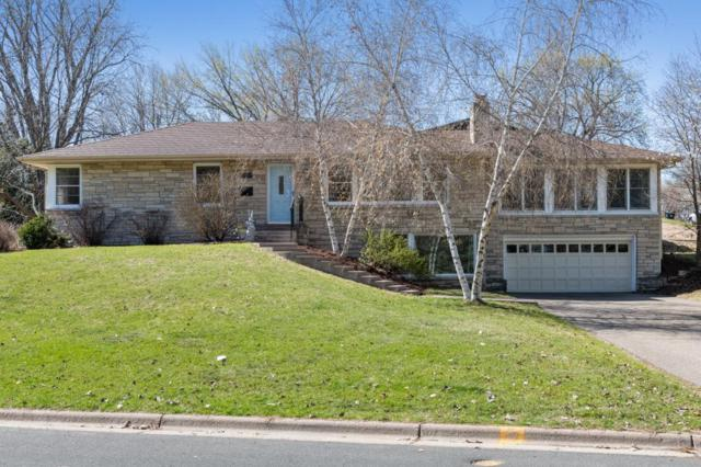 4515 Avondale Road, Golden Valley, MN 55416 (#5228051) :: House Hunters Minnesota- Keller Williams Classic Realty NW