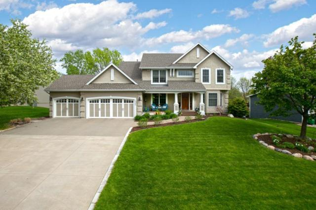 18506 Schroers Farm Road, Eden Prairie, MN 55347 (#5229001) :: House Hunters Minnesota- Keller Williams Classic Realty NW