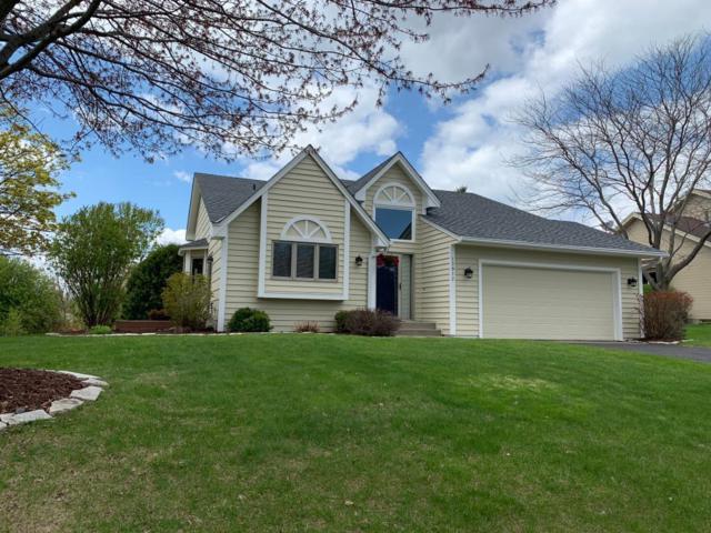 13912 Sunset Lake Drive, Burnsville, MN 55337 (#5229282) :: House Hunters Minnesota- Keller Williams Classic Realty NW