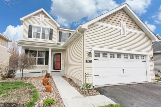 207 Pine Hollow Drive, Circle Pines, MN 55014 (#5229325) :: Olsen Real Estate Group
