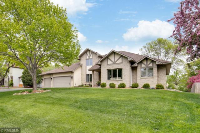4600 Juneau Lane N, Plymouth, MN 55446 (#5230384) :: House Hunters Minnesota- Keller Williams Classic Realty NW