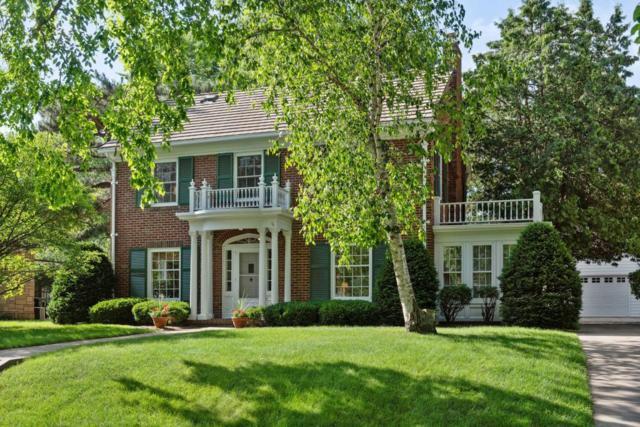4306 Sunnyside Road, Edina, MN 55424 (#5231152) :: House Hunters Minnesota- Keller Williams Classic Realty NW