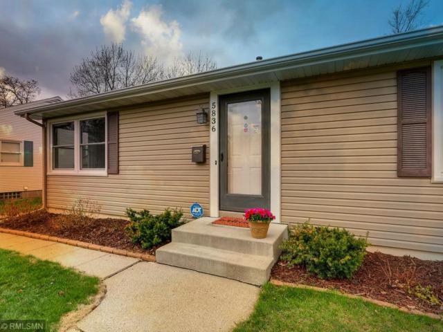 5836 Abbott Avenue S, Edina, MN 55410 (#5231685) :: House Hunters Minnesota- Keller Williams Classic Realty NW