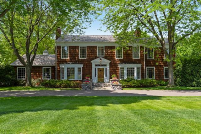 497 Highcroft Road, Wayzata, MN 55391 (#5233026) :: House Hunters Minnesota- Keller Williams Classic Realty NW