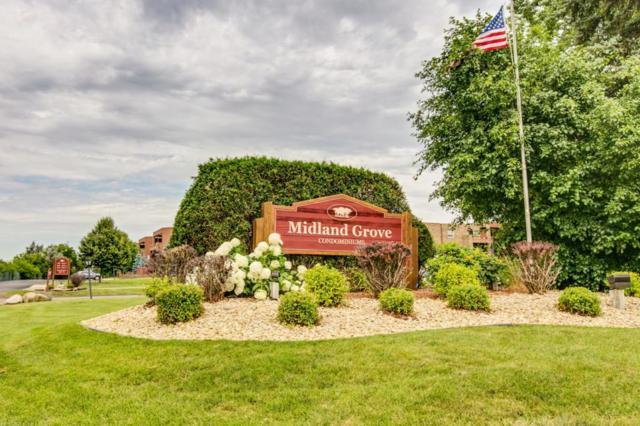 2250 Midland Grove Road #307, Roseville, MN 55113 (#5234016) :: The Sarenpa Team