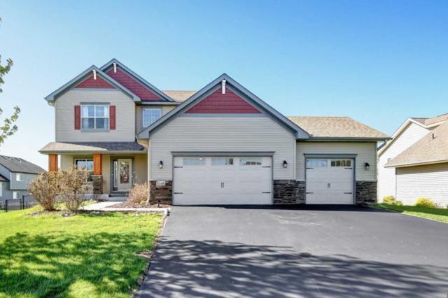 11669 11th Street NE, Hanover, MN 55341 (#5234985) :: House Hunters Minnesota- Keller Williams Classic Realty NW