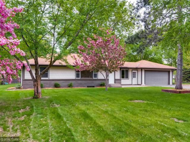 1567 County Road I W, Shoreview, MN 55126 (MLS #5236937) :: The Hergenrother Realty Group