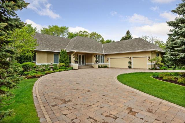 8660 Wynstone Pass, Eden Prairie, MN 55347 (#5236964) :: House Hunters Minnesota- Keller Williams Classic Realty NW