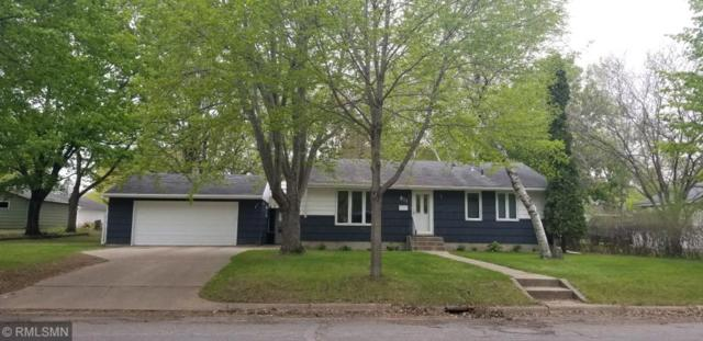 811 8th Avenue SE, Saint Cloud, MN 56304 (#5237245) :: House Hunters Minnesota- Keller Williams Classic Realty NW