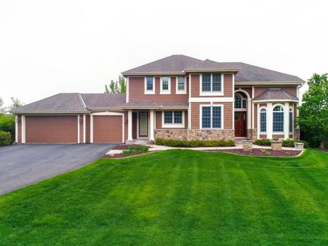 4270 Wild Meadows Drive, Medina, MN 55340 (#5237344) :: House Hunters Minnesota- Keller Williams Classic Realty NW