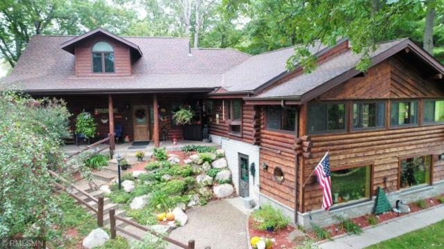 10980 County 77 SW, Nisswa, MN 56468 (MLS #5240221) :: The Hergenrother Realty Group