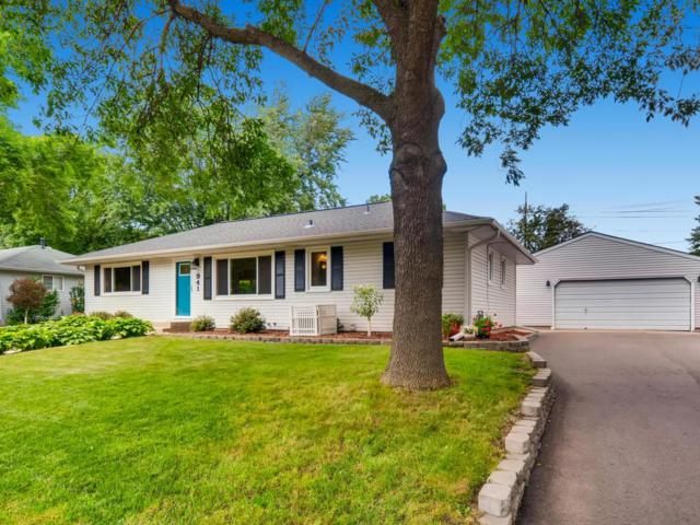 941 Oriole Drive, Apple Valley, MN 55124 (#5241274) :: Hergenrother Group