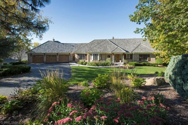 1215 Oakview Road, Medina, MN 55356 (#5241363) :: House Hunters Minnesota- Keller Williams Classic Realty NW