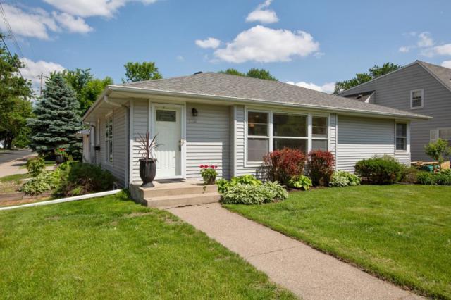 2601 Lynn Avenue, Saint Louis Park, MN 55416 (#5241528) :: House Hunters Minnesota- Keller Williams Classic Realty NW