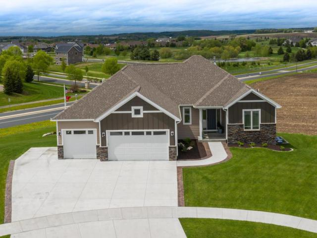 873 Golf Vista Drive NE, Byron, MN 55920 (MLS #5241773) :: The Hergenrother Realty Group