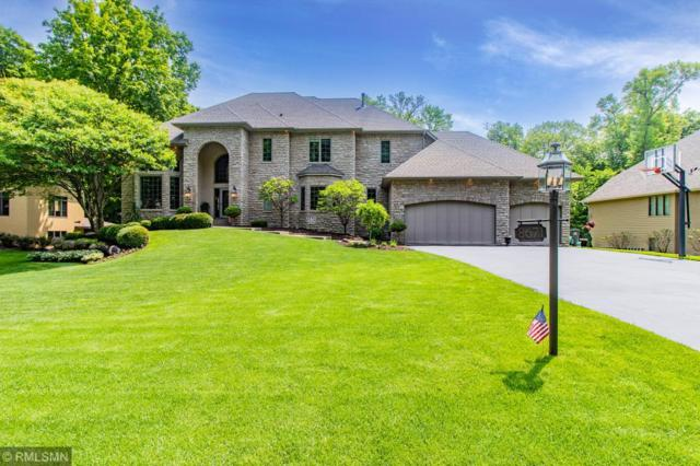 8671 Big Woods Lane, Eden Prairie, MN 55347 (#5242839) :: House Hunters Minnesota- Keller Williams Classic Realty NW