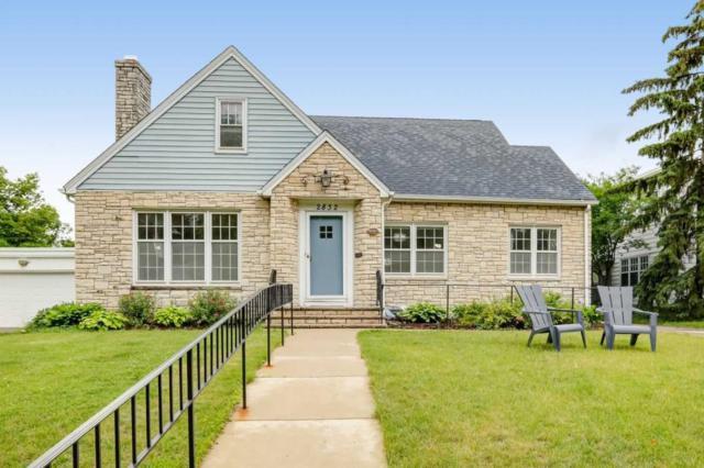 2832 Huntington Avenue, Saint Louis Park, MN 55416 (#5242916) :: House Hunters Minnesota- Keller Williams Classic Realty NW