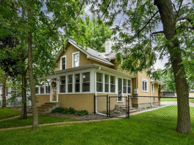43 Central Avenue W, Saint Michael, MN 55376 (#5243504) :: House Hunters Minnesota- Keller Williams Classic Realty NW