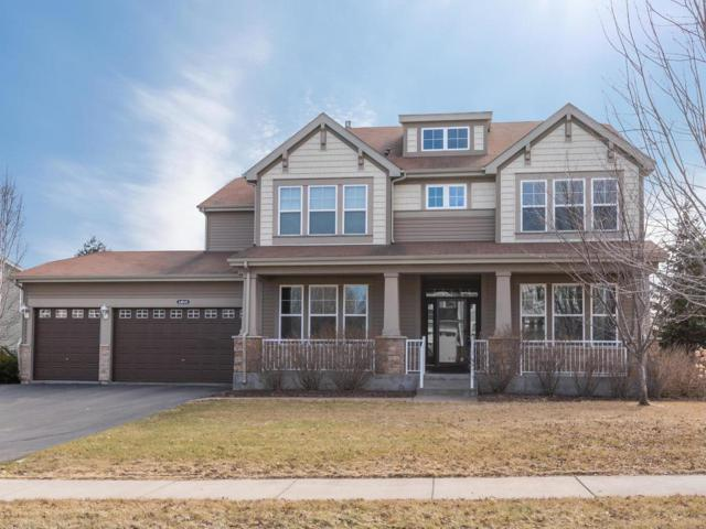 14048 Savanna Drive, Rogers, MN 55374 (#5244186) :: House Hunters Minnesota- Keller Williams Classic Realty NW