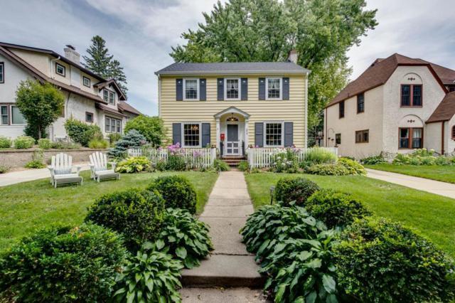 4615 Bruce Avenue, Edina, MN 55424 (#5246376) :: House Hunters Minnesota- Keller Williams Classic Realty NW
