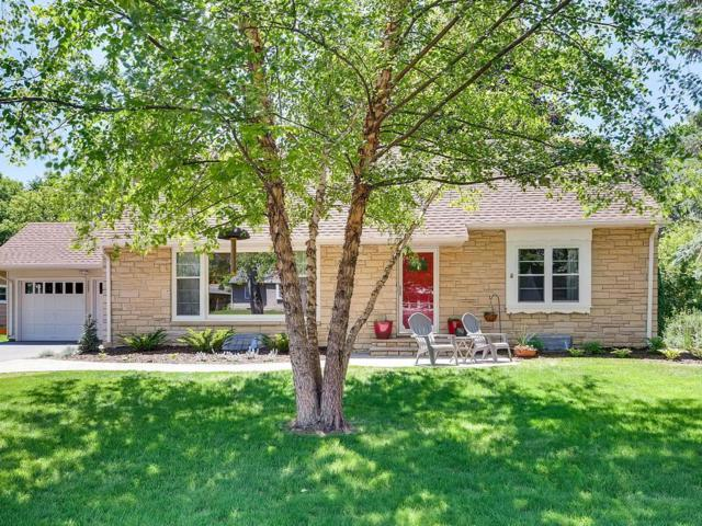 5009 Yvonne Terrace, Edina, MN 55436 (#5246530) :: House Hunters Minnesota- Keller Williams Classic Realty NW