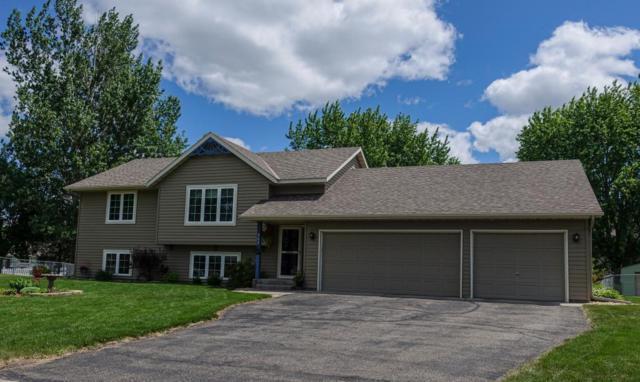 805 Zakrajshek Court, Sartell, MN 56377 (#5247303) :: House Hunters Minnesota- Keller Williams Classic Realty NW