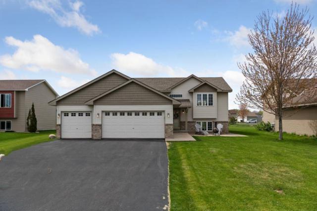 7581 Langley Avenue NE, Otsego, MN 55301 (#5247623) :: House Hunters Minnesota- Keller Williams Classic Realty NW
