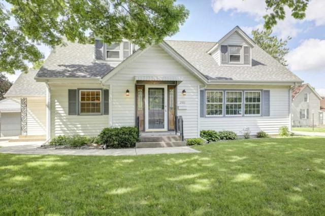 201 5th Street SW, New Prague, MN 56071 (MLS #5247828) :: The Hergenrother Realty Group