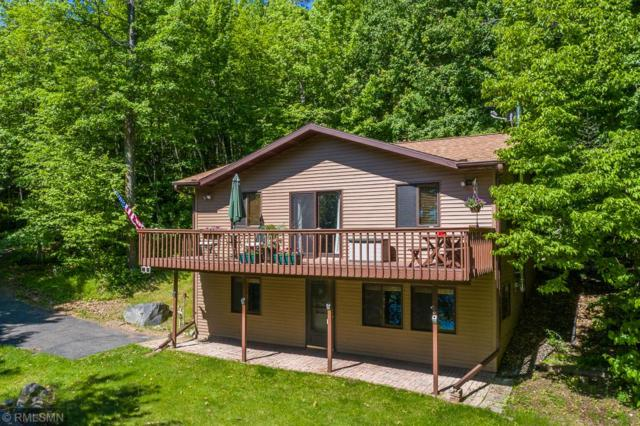 9878 Birch Bay Drive SW, Nisswa, MN 56468 (MLS #5247991) :: The Hergenrother Realty Group