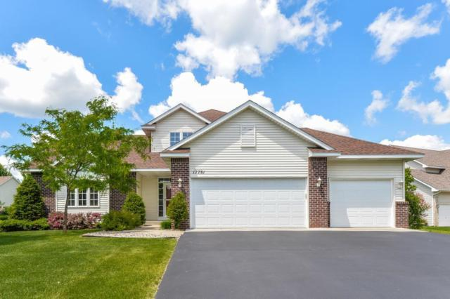 17781 Ikaria Court, Lakeville, MN 55044 (#5248670) :: House Hunters Minnesota- Keller Williams Classic Realty NW